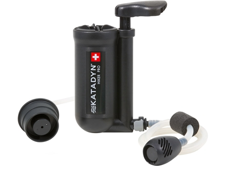 Katadyn Hiker Pro Microfilter Water Filtration System Polymer White