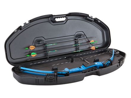 Plano Ultra Compact Hard Bow Case Polymer Black