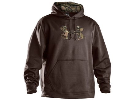 Under Armour Men's UA Tackle Twill Hooded Sweatshirt