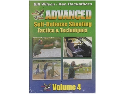 "Wilson Combat Video ""Advanced Self-Defense Shooting Tactics & Techniques, Volume 4"" DVD"
