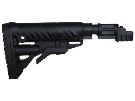 Mako Recoil Reducing Collapsible Buttstock Assembly AK-47, AK-74 Polymer