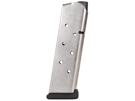 Para Ordnance Magazine Para Ordnance 1911 Todd Jarrett Limited 45 ACP 8-Round Steel Nickel Plated with Aluminum Base Pad