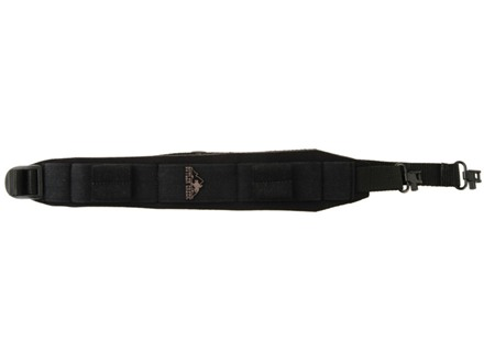 Butler Creek Alaskan Magnum Sling with Sewn-In Swivels Neoprene Black