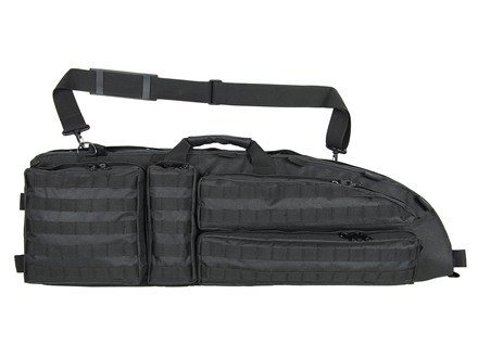 "Allen Pro Series Tactical Rifle Case 46"" Nylon Black"