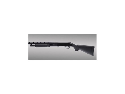 Hogue OverMolded Stock and Forend Mossberg 500 12 Gauge