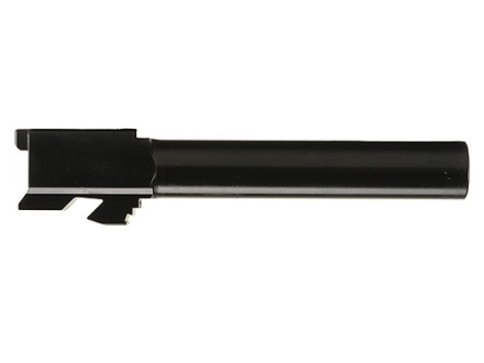 "Glock Barrel Glock 22 40 S&W 1 in 9.84"" Twist 4.49"" Carbon Steel Matte"
