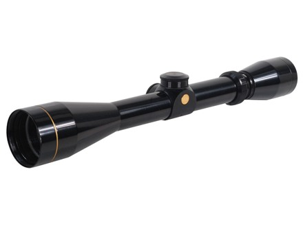Leupold VX-1 Rifle Scope 3-9x 40mm Duplex Reticle Gloss