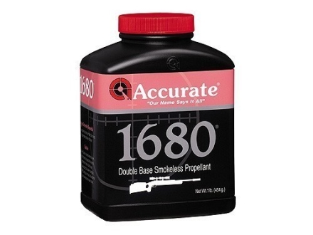 Accurate 1680 Smokeless Powder