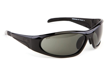 5.11 Ascend Sunglasses Smoke Smoke Lens
