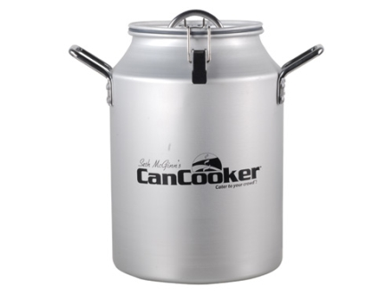 CanCooker 4 Gallon Cooking Pot Aluminum