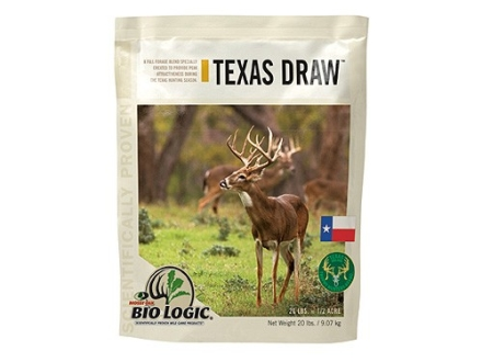 BioLogic Texas Draw Annual Food Plot Seed 20 lb