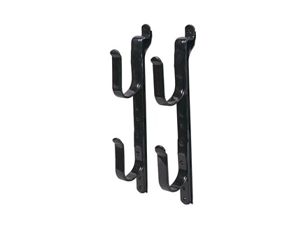 Allen Gun Rack Two-Gun Steel Black