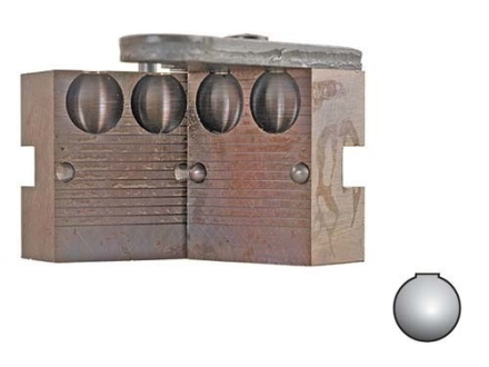 Lyman 2-Cavity Bullet Mold Round Ball