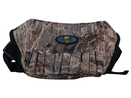 Flambeau Handwarmer with Shell Holder Neoprene Mossy Oak Duck Blind Camo