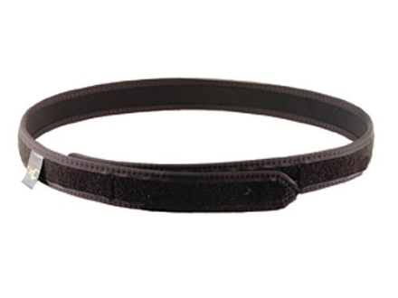 "Safariland 4325 Reversible Belt 1-1/2"" Loop Lining Laminated Leather 20"" to 26"""