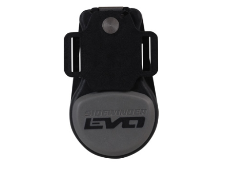 S4 Gear Sidewinder EVO Retractable Rangefinder Tether System Polymer Gray and Orange