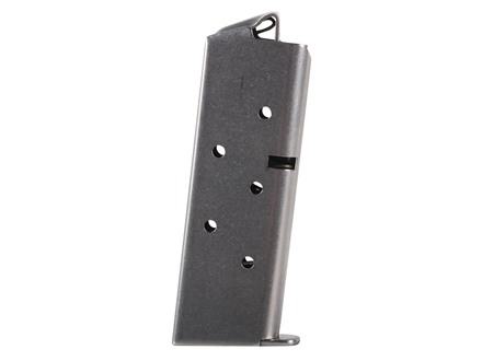 Metalform Magazine Colt Mustang Pocketlite 380 ACP 6-Round Stainless Steel