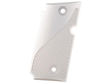 AlumaGrips Slimline Grips Sig Sauer P238 Tactical Aluminum Matte Silver