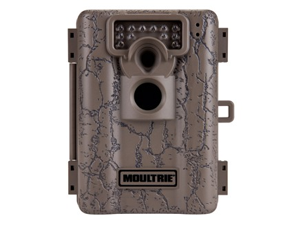Moultrie A-5 Infrared Game Camera 5.0 Megapixel Tan