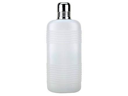 Coghlan's Flask 16 oz Polymer Clear