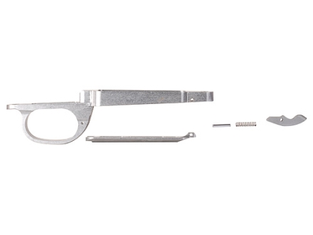 PTG Oberndorf Trigger Guard Assembly Remington 700 BDL Short Action Steel in the White