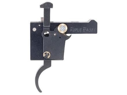 Rifle Basix Rifle Trigger Weatherby Vanguard, Howa 1500, S&W 1500 with Safety 1-1/2 to 3-1/2 lb Black
