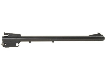 "Thompson Center Barrel Thompson Center Contender, G2 Contender 22 Hornet Medium Contour 1 in 12"" Twist 14"" Blue Adjustable Sights"