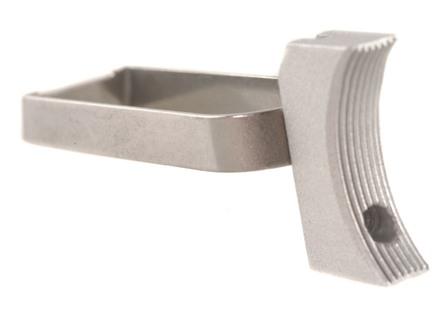 Cylinder & Slide Short Trigger 1911 Aluminum Silver