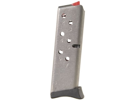 Smith & Wesson Magazine S&W CS9 9mm Luger 7-Round Stainless Steel