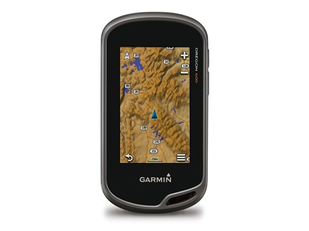 Garmin Oregon 600 Handheld GPS Unit