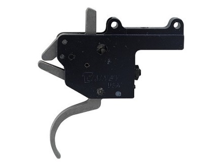 Timney Featherweight Rifle Trigger CZ 452 17 Hornady Magnum Rimfire (HMR) and 22 Winchester Magnum Rimfire (WMR) without Safety 2 to 3-1/2 lb Blue