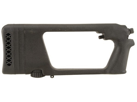 Choate Varmint Buttstock H&R, N.E.F. Single Shot Rifle, Muzzleloaders Synthetic Black