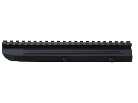 Leapers UTG Deluxe 4th Generation Picatinny-Style Mount with Integral Sliding Rail FAL Matte