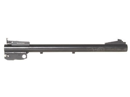 "Thompson Center Barrel Thompson Center Contender, G2 Contender 357 Magnum Medium Contour 1 in 14"" Twist 12"" Blue Adjustable Sights"