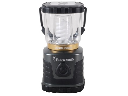 Browning Buckmark 6D Lantern Fluorescent and LED Polymer and Metal Black