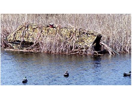 Beavertail 1400 Boat Blind Nylon Realtree Max-4 Camo
