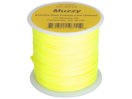 Muzzy Extreme 200# Bowfishing Line 25 Yd Spool