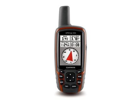 Garmin GPSMAP 62s Handheld GPS Unit