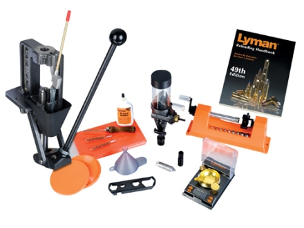 Lyman Crusher 2 Single Stage Press Deluxe Expert Kit