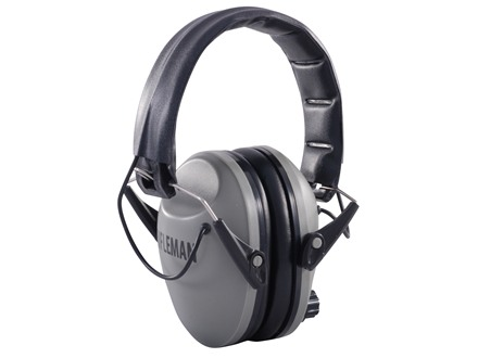 BenchMaster Rifleman EXS Electronic Ear Muffs (NRR 21dB) Grey