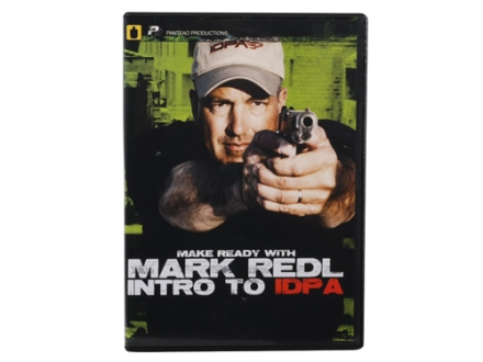 """Panteao """"Make Ready with Mark Redl: Intro to IDPA"""" DVD"""