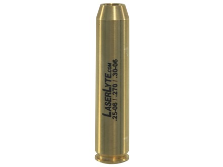 LaserLyte Laser Trainer .30-06, .25-06, .270 Sleeve For .223 Trainer Cartridge