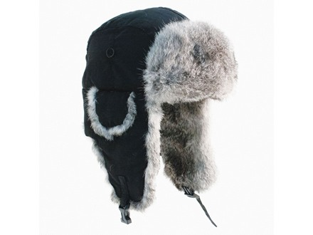 Yukon Tracks Youth Original Alaskan Fur Bomber Hat