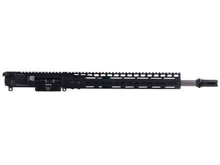 "Noveske AR-15 Rogue Hunter A3 Flat-Top Upper Assembly 300 AAC Blackout 1 in 7"" Twist 16"" Barrel Stainless Steel with NSR-13.5 Free Float Handguard, AAC Blackout Flash Hider"