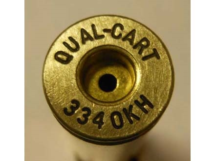 Quality Cartridge Reloading Brass 334 OKH Box of 20