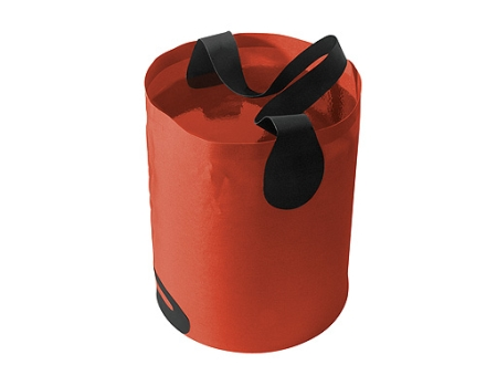 Sea to Summit 20 L Folding Bucket  Nylon Red
