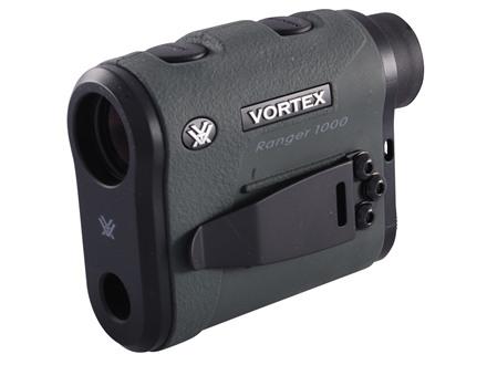 Vortex Ranger 1000 Laser Rangefinder 6x Rubber Armored Green