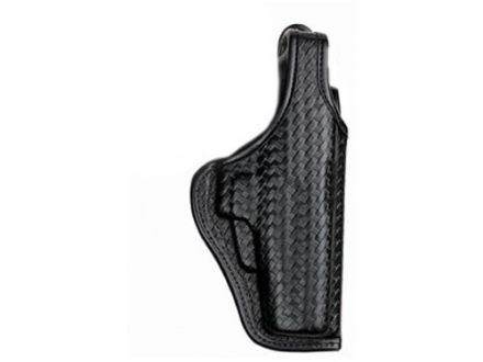 Bianchi 7920 AccuMold Elite Defender 2 Holster Right Hand HK USP 40, 45 Basketweave Nylon Black