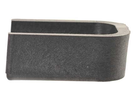 STI Magazine Base Pad STI-2011, SVI Competition-Style Polymer Black