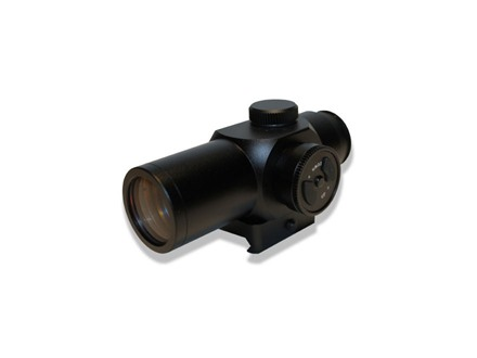 Ultra Dot HD Micro Red Dot Sight 28mm Tube 1x 2 MOA Dot with Integral Weaver-Style Base Matte